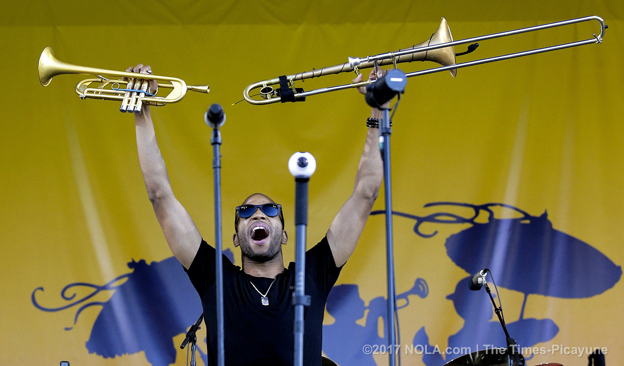 Jew Detector: Metal Detectors At Jazz Fest: A Sign Of The Times